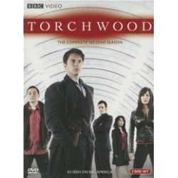 Torchwood: The Complete Second Series (DVD 2008)