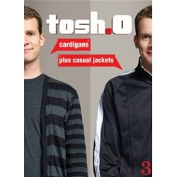 Tosh.0: Cardigans Plus Casual Jackets (DVD)