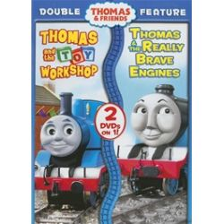 Thomas & Friends: Thomas And The Toy Workshop/ Really Brave Engines (Double Feature) (DVD)