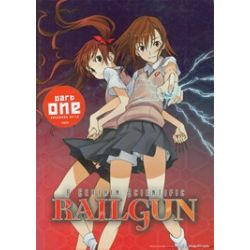 Toaru Kagaku No Railgun: A Certain Scientific Railgun - Season One Part One (Limited Edition) (DVD)