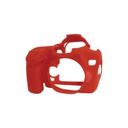 easyCover easyCover for the Canon EOS 70D (Red) ECC70DR B&H
