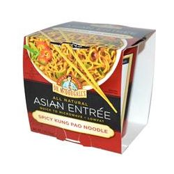 Dr. McDougall's, Asian Entrée, Spicy Kung Pao Noodle, 2 oz (56 g)