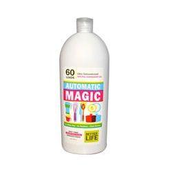 Better Life, Automatic Magic, Natural Dishwasher Gel, Fragrance Free, 60 Loads, 30 oz (887 ml)