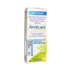 Boiron, Arnicare, Arnicare Cream & Blue Tube Value Pack, 2.5 oz (70 g) Tube + Appr. 80C Pellets