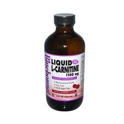 Bluebonnet Nutrition, Liquid L-Carnitine, Natural Raspberry Flavor, 1100 mg, 8 fl oz (225 ml)