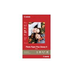 "Canon Photo Paper Plus Glossy II (5 x 7"") 2311B024 B&H"