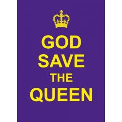 God Save the Queen by Summersdale, 9781849533010.