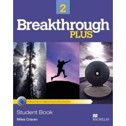 Breakthrough Plus Student's Book + Digibook Pack Level 2 by Miles Craven, 9780230438200.