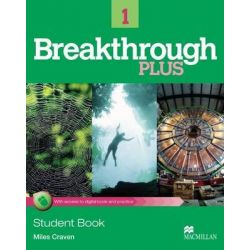 Breakthrough Plus Student's Book + Digibook Pack Level 1 by Miles Craven, 9780230438132.