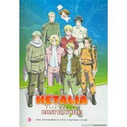 Hetalia Axis Powers: Paint It, White - The Movie (Alternate Art) (DVD)