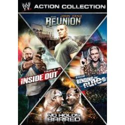 Inside Out / The Reunion / Bending The Rules / No Holds Barred (Multi-Feature) (DVD 2011)