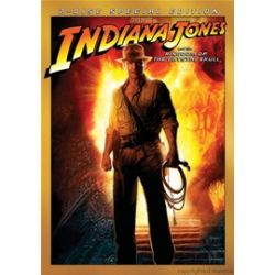 Indiana Jones And The Kingdom Of The Crystal Skull: 2 Disc Special Edition (DVD 2008)