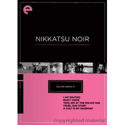 Nikkatsu Noir: Eclipse From The Criterion Collection (DVD)