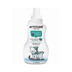 ATTITUDE, Little Ones,  Fabric Softener, Pear Nectar, 40 Loads, 33.8 fl oz (1 L)