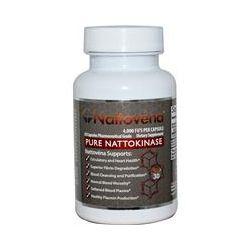 Arthur Andrew Medical, Nattovena, Pure Nattokinase, 4,000 FU, 30 Capsules