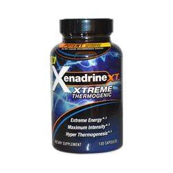 Xenadrine, XT, Xtreme Thermogenic, 130 Capsules