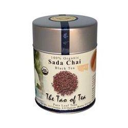 The Tao of Tea, Organic Black Tea, Sada Chai, 4.0 oz (115 g)