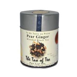The Tao of Tea, Blended Black Tea, Pear Ginger, 4 oz (115 g)