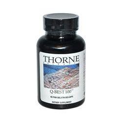 Thorne Research, Q-Best 100, 60 Fish Gelatin Gelcaps