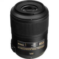 Nikon AF-S DX Micro NIKKOR 85mm f/3.5G ED VR Lens 2190 B&H Photo