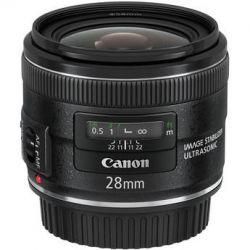 Canon  EF 28mm f/2.8 IS USM Lens 5179B002 B&H Photo Video