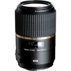 Tamron 90mm f/2.8 SP Di MACRO 1:1 USD Lens for Sony AFF004S-700