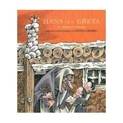 Hans och Greta - Jacob Grimm, Wilhelm Grimm - Bok (9789174611045)