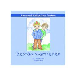Bestämmarstenen - Petra Petersson - Bok (9789197888646)