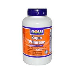 Now Foods, Super Primrose, Evening Primrose Oil, 120 Softgels