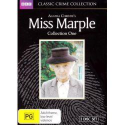 Agatha Christie's Miss Marple on DVD.
