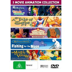 5 Movie Collection on DVD.