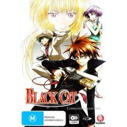 Black Cat on DVD.