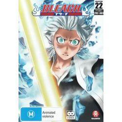 Bleach on DVD.