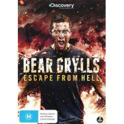 Bear Grylls on DVD.