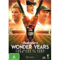 Australia's Wonder Years on DVD.