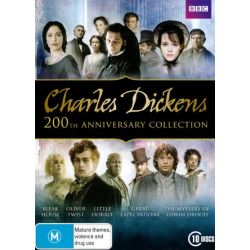 Charles Dickens 200th Anniversary Collection on DVD.