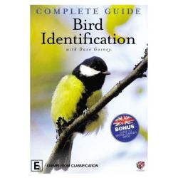 Guide to Bird Identification on DVD.