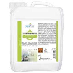 QUATRODES PROTECT - koncentrat do mycia i dezynfekcji powierzchni