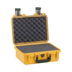 Pelican iM2100 Storm Case with Foam (Yellow) IM2100-20001 B&H