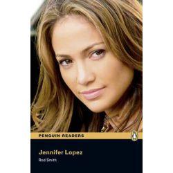 Jennifer Lopez, Level 1 by Rod Smith, 9781405881500.