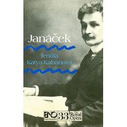 Jenufa, Katya Kabanova by Leos Janacek, 9780714540818.