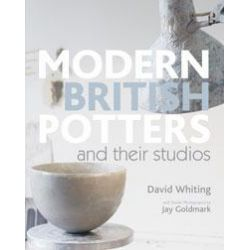 Modern British Potters and Their Studios by David Whiting, 9780713687323.