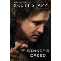Sinner's Creed by Scott Stapp, 9781414364575.