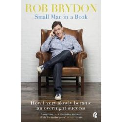 Small Man in a Book by Rob Brydon, 9780241954829.
