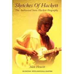 Sketches Of Hackett by Alan Hewitt, 9781908724014.