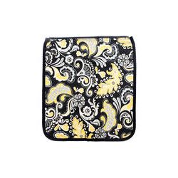 Jill-E Designs Carry-All Cover (Yellow Paisley) 49643 B&H Photo