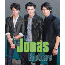 The Jonas Brothers by Sarah Parvis, 9780740785955.