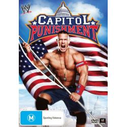 WWE on DVD.