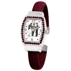 "Disney Damen-Armbanduhr January Birthstone ""Jonas Brothers"" 0914BG0001-19"