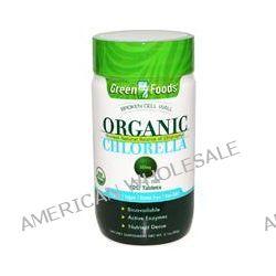 Green Foods Corporation, Organic Chlorella, 500 mg, 120 Tablets